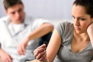Hur fördelas skulder vid skilsmässa?