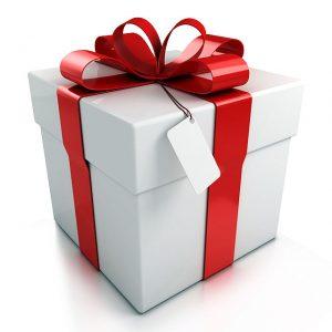 Hur stor gåva får man ge?